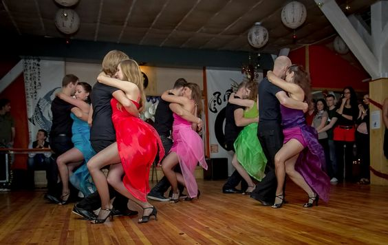 научиться танцевать латину